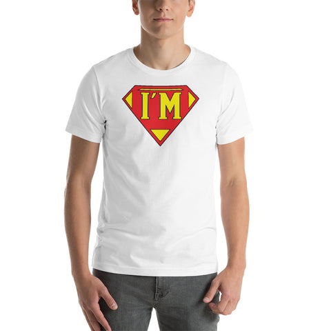 "T-Bird Soaring 3001 ""I'm Super"" (Updated Graphic) Short-Sleeve Unisex T-Shirt"