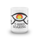 "T-Bird Soaring ""Elevating Eye"" Coffee Mug"