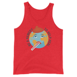 "T-Bird Soaring 3480 ""Be The Remedy"" Unisex Tank Top"