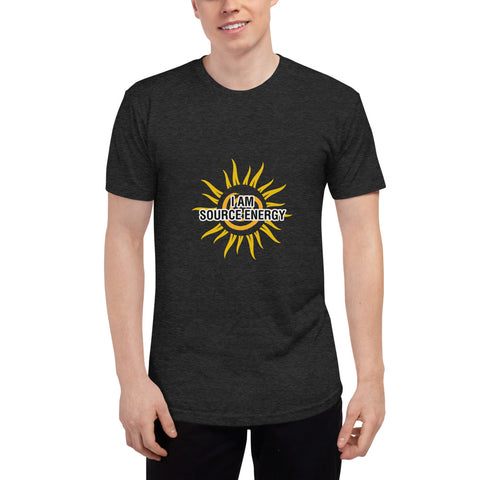 "T-Bird Soaring  ""Source Energy"" Short Sleeve Soft T-Shirt"