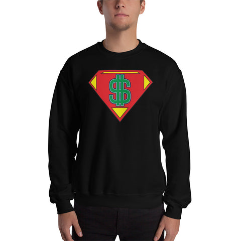 "T-Bird Soaring 18000 ""$uperMoney"" Sweatshirt"