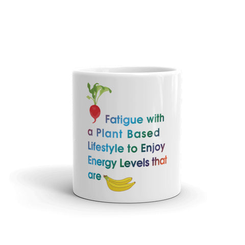 T-Bird Soaring Plant-Based Lifestyle Mug