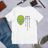 "T-Bird Soaring 3001 ""UFO"" Short-Sleeve Unisex T-Shirt"