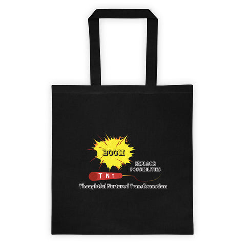 "T-Bird Soaring ""TNT!"" Tote Bag"