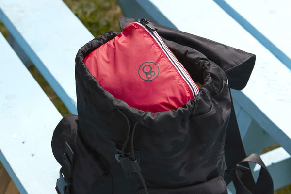 Grab it, pack it, and have your #o8Pack wherever you go!