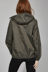 Torba Full Zip Packable Jacket - Women -  O8lifestyle