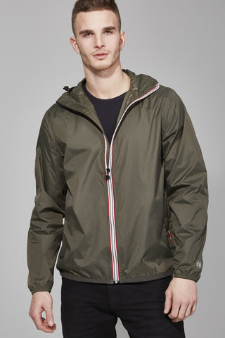 Torba Full Zip Packable Jacket