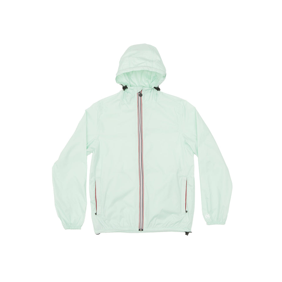 Mint Full Zip Packable Jacket - Women -  O8lifestyle
