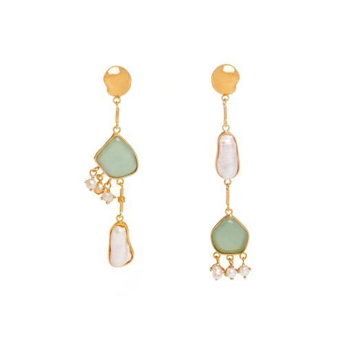 LA BELLEZA EARRINGS