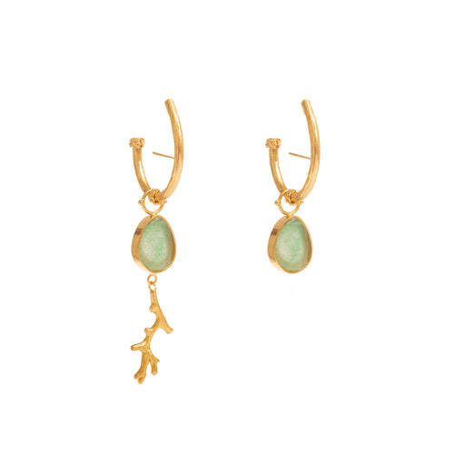 LA CLARIDAD EARRINGS