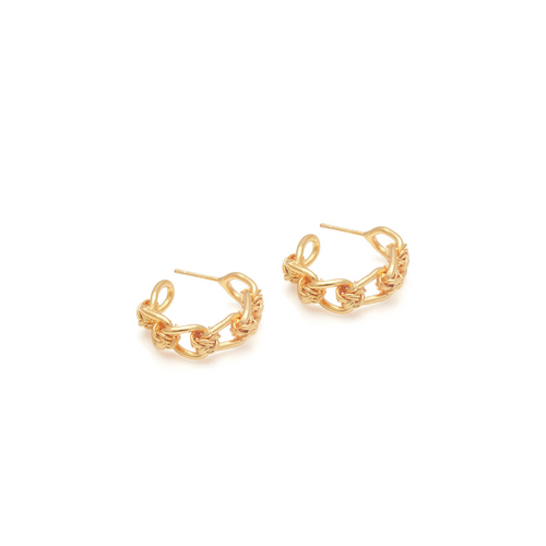 MINI MODERN LOVE HOOPS