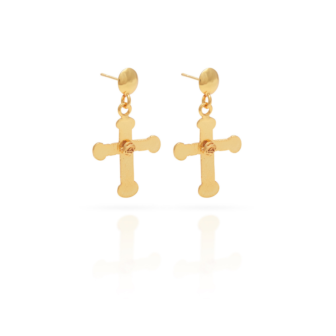 MINI FAITH EARRINGS