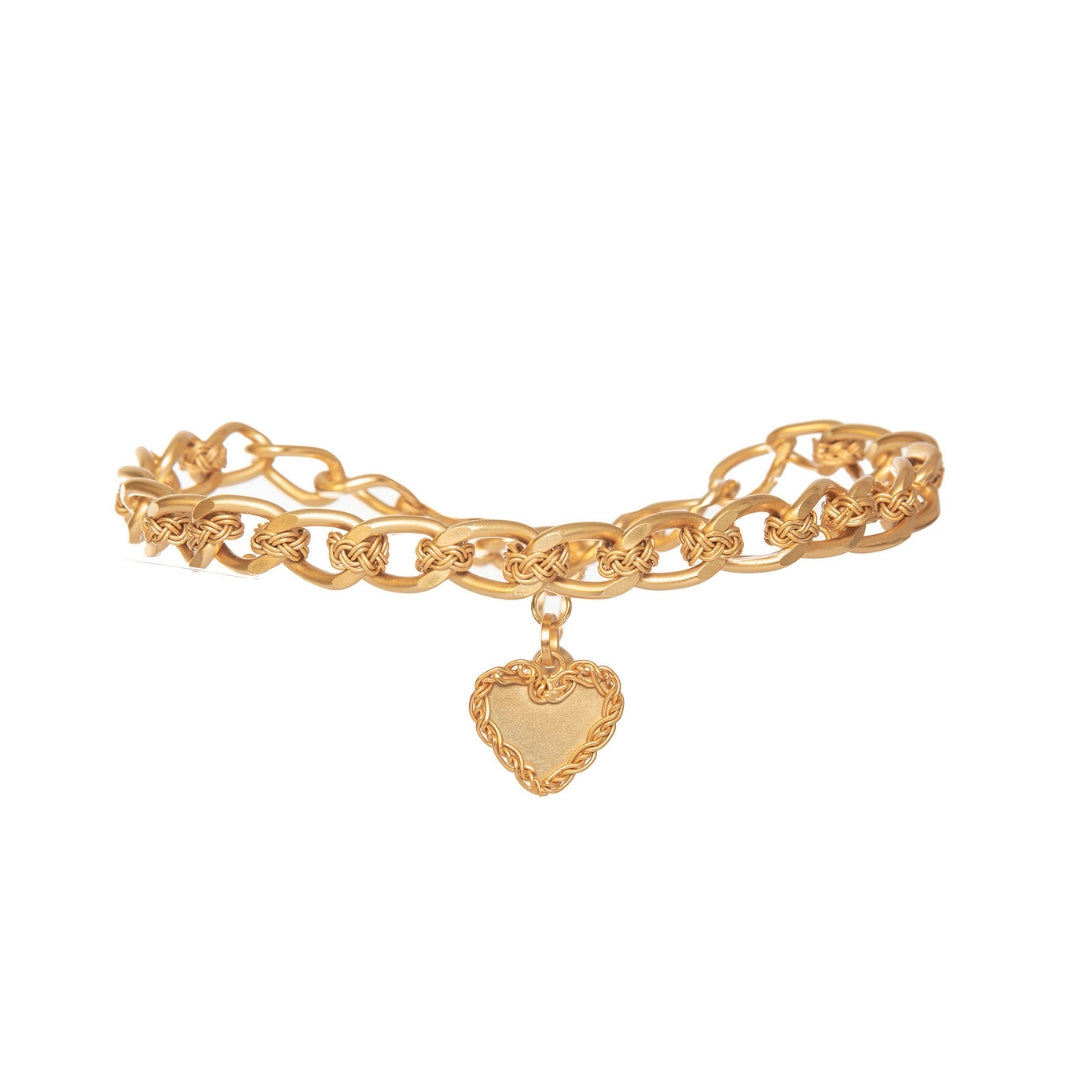 Liza Echeverry Colombia Colombian Jewelry Designer Stardust Collection Crown Choker With Heart