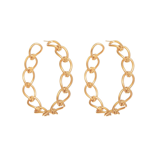 Liza Echeverry Colombia Colombian Jewelry Designer Stardust Collection Modern Love Hoops