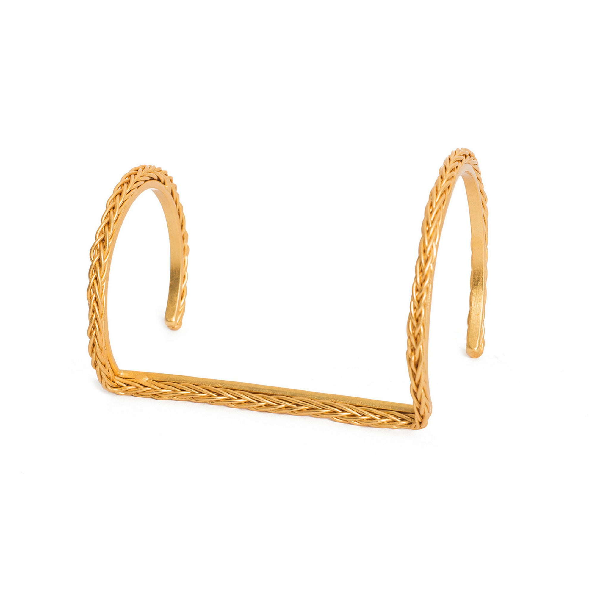 Liza Echeverry Jewelry Colombia Pont Bracelet Gold