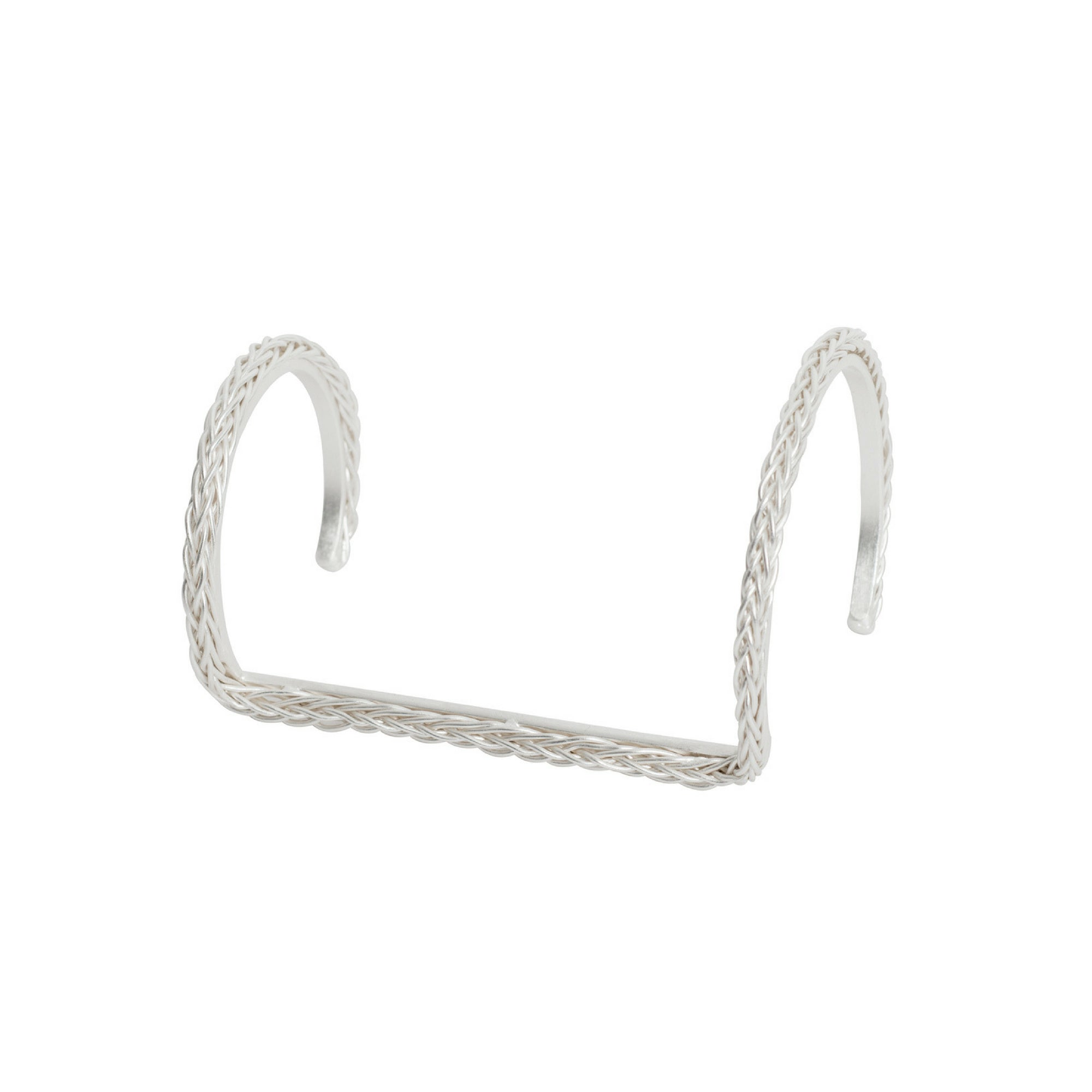 Liza Echeverry Jewelry Colombia Pont Bracelet White Gold