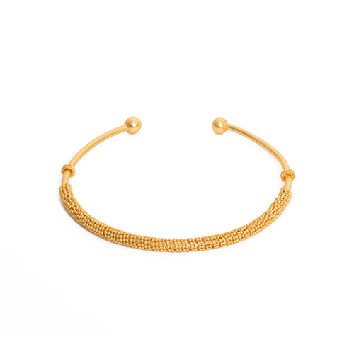 Liza Echeverry Jewelry Colombia Spirale Choker Gold