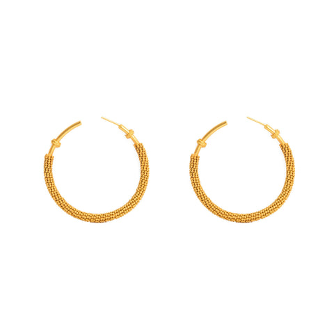 TWIST EARRINGS
