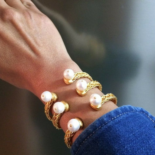 Liza Echeverry Jewelry Designer Colombia Classics Collection Emma Bracelet
