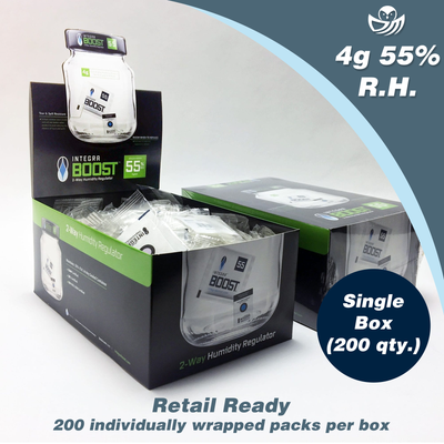 4g Integra™ Boost™ 55% R.H. - for RETAIL