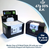 67g Integra™ Boost™ RETAIL Ready - 62% Relative Humidity (Packs of 12, 24, 96, or 192)