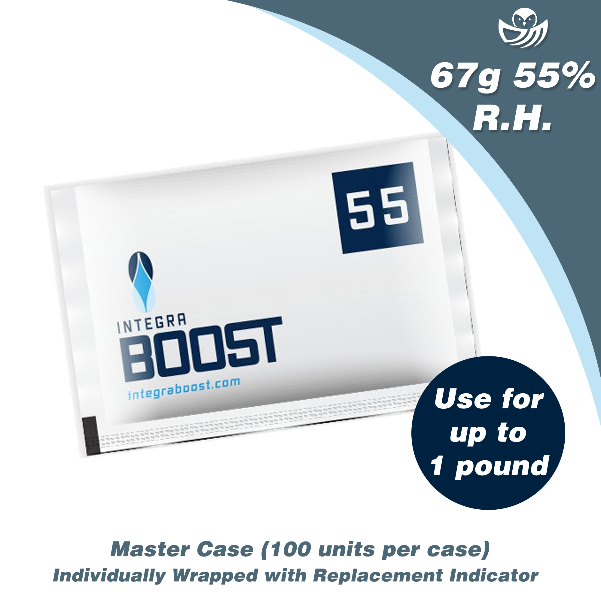 67g Integra™ Boost™ 55% - Master Cases - 100 count