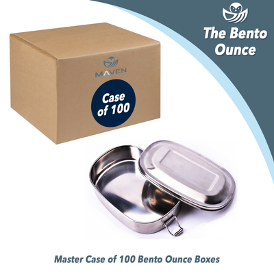 Bento Ounce - Wholesale case of 100
