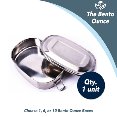 Bento Ounce Canntainers™ for Consumers (1, 6, or 10 units)