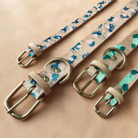 Dog collars with bracelets