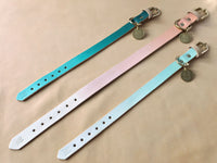 Dog collars and matching bracelets