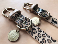 Animal Prints Dog Collars