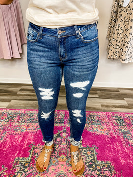 Kancan Distressed Jeans (Avery)