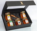 Gift Set: 5 Jars of 125g each