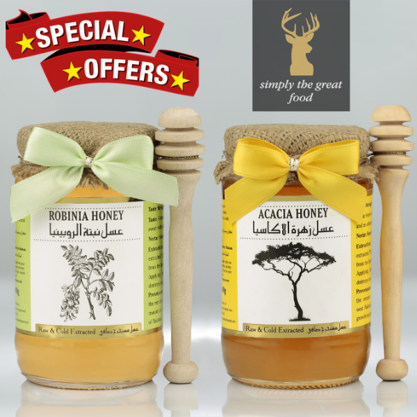 Robinia Honey & Acacia Honey