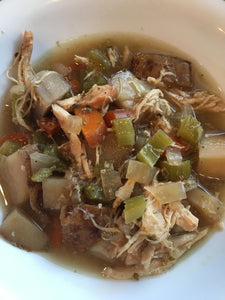 Rustic Country Chicken Stew
