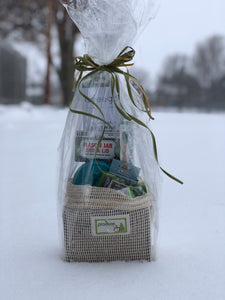 Going Green Gift Basket
