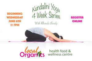 Kundalini Yoga - 4 Week Series