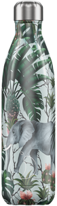750ml Chilly's Bottle - TROPICAL ELEPHANT