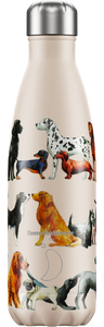 500ml Chilly's Bottle - Emma Bridgwater Dogs