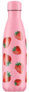 500ml Chilly's Bottle - ICON STRAWBERRY