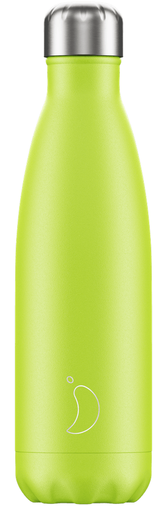 500ml Chilly's Bottle - SUMMER SOLID APPLE