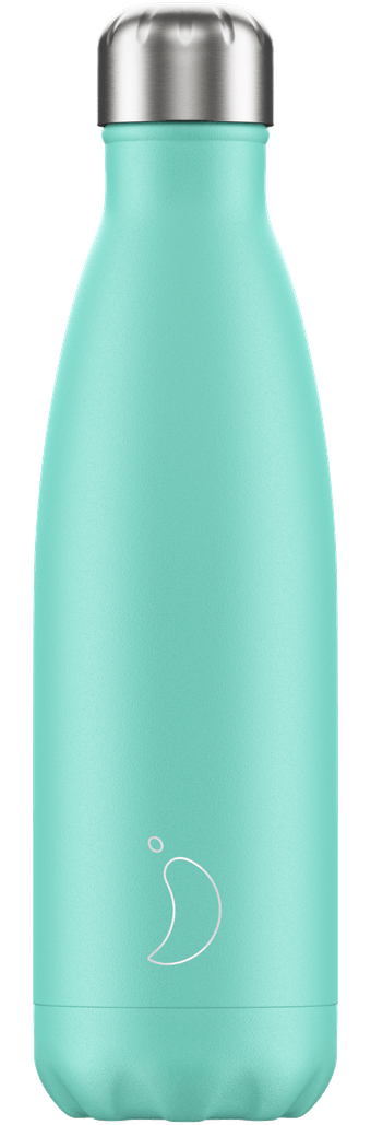 500ml Chilly's Bottle - SUMMER SOLID BUBBLEGUM