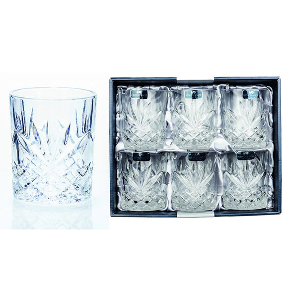 Newgrange - Adare Whiskey Glass 6x310cc