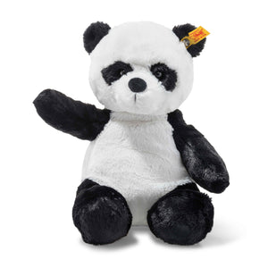 Steiff - Soft Cuddly Friends - Ming Panda White Black