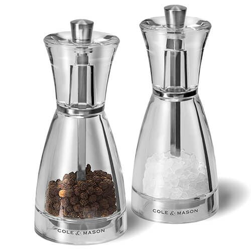 Cole & Mason Pina Precision Salt and Pepper Mills