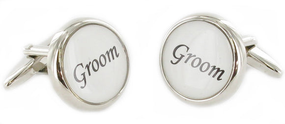 Cufflinks Groom