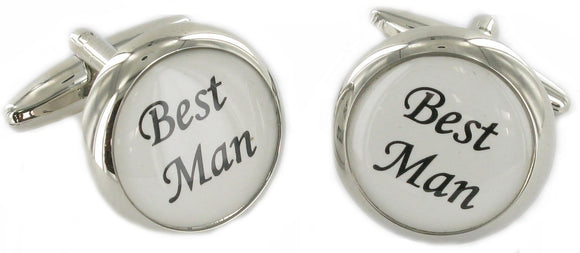 Cufflinks Best Man
