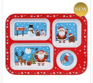 Little Stars children's Christmas Tray