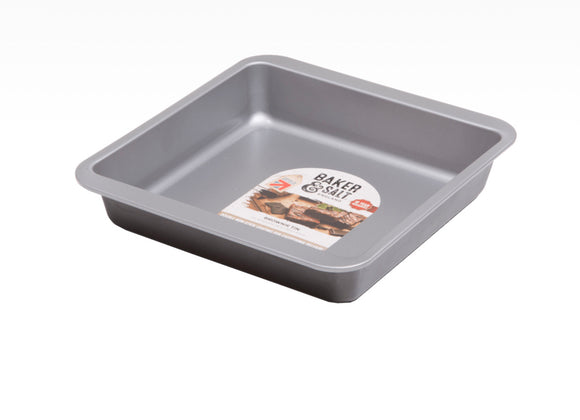 Baker & Salt® Non-Stick Brownie Pan