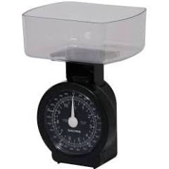 Salter Mechanical Scale Black